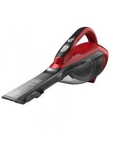 BLACK+DECKER Aspirateur de table à main sans fil, 16,2W, Design et ergonomique, Embout large, 500 ml, 10,8V, DVA315J-QW