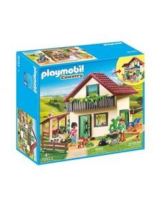 Playmobil - Maisonnette des Fermiers - 70133